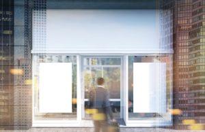 9 razões para escolher placa de acrílico ACM para fachada de loja